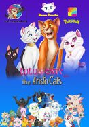 Lulu Caty and the Aristocats