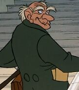 Georges Hautecourt in The Aristocats