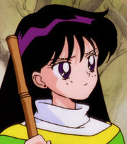 Sailor Mars in Sailor Moon S the Movie-0