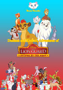 Duchess and Kimba's Adventures of The Lion Guard