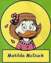 Mathilda Duck 5