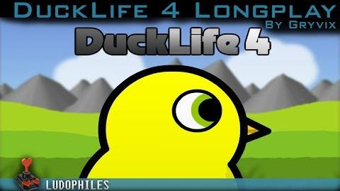Duck Life 4 - Longplay Full Playthrough (no commentary)