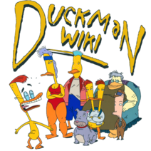 Duckman Wiki Main Page Title