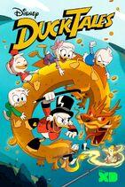 DuckTales Season 1 Promo Poster
