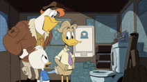 Dewey and Launchpad with Fenton