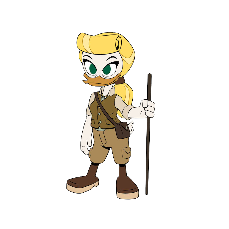 Goldie O Gilt Ducktales 2017 Wiki Fandom Powered By Wikia