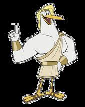Storkules DuckTales Reboot