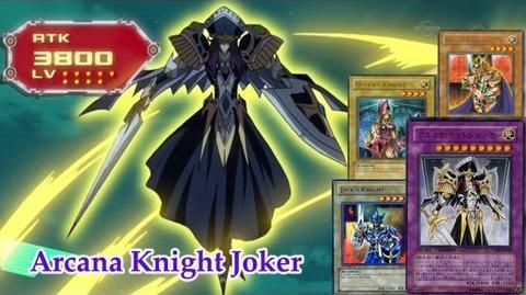 Deck Arcana Knight Joker (Christmas Request) - YGOPro