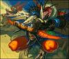 Sharion, Hunter of the West Wind artwork