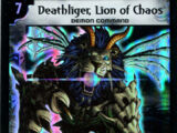 Deathliger, Lion of Chaos