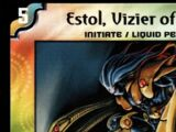 Estol, Vizier of Aqua