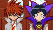 Yuu and Atsuto (Versus)