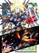 Destiny, Dragon Armored's Enlightenment Heaven De Endlessa artwork