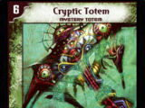 Cryptic Totem