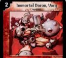 Immortal Baron, Vorg