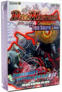 DM-10 Twin Swarm Deck