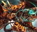 Helios Tiga Dragon artwork