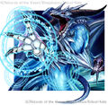 Change the World, Blue Divine Dragon artwork