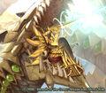 Elizabeth, Thunder Dragon Princess artwork