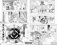 Duel Masters Volume 6 page 6 and 7