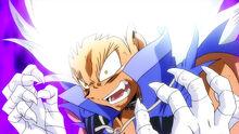 Kojiro's 'Super Beast Mode'