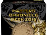 DMD-32 Masters Chronicle Deck 2016: The Genesis by the Lord of Spirits