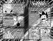 DM-Versus Volume 8 pg 3 and 4