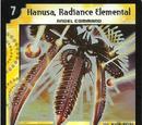 Hanusa, Radiance Elemental