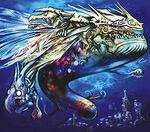 King Mazelan artwork