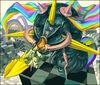 Spectral Worm Giunair artwork