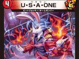 U・S・A・ONE