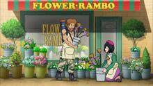 Rambo's dream