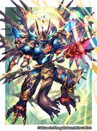 Destiny, Dragon Armored's Enlightenment artwork