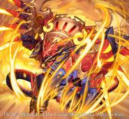 Taimando Tsukute, Passion Dragon Taimando artwork