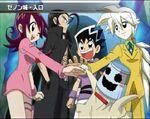 Team Shobu (Birth of the Super Dragon)