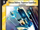 Messa Bahna, Expanse Guardian