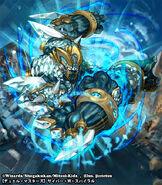 Cyber W Spiral artwork