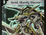 Giriel, Ghastly Warrior