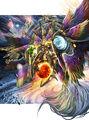 Supernova Venus la Saint Mother artwork