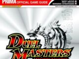 Duel Masters Sempai Legends Prima's Official Game Guide