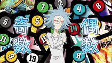 Hakase's gambling personality