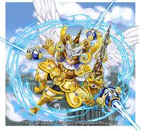 Alishion, Robust Wings artwork