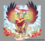 Rockinstar, Time Dragon artwork