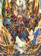Sword Saint Jigen, Awoken Dragon World artwork