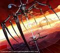 Poltalester, the Spydroid artwork