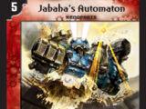 Jabaha's Automaton