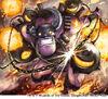 Explodemaru, Careless Ogre artwork