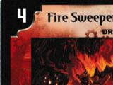 Fire Sweeper Burning Hellion