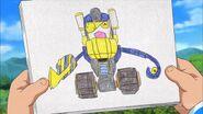 Caterpillar Master drawing