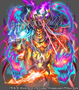 Ganaldonal, Wrath Demon Dragon artwork